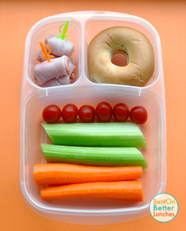 Bento School Lunch by Bent On Better Lunches