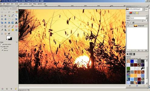 Download Software GIMP, Alternatif Pengganti Photoshop