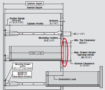 blum drawer front adjuster instructions