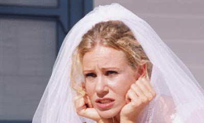Why You Shouldn't Ignore Pre-Wedding Jitters  - sad bride woman marriage bad
