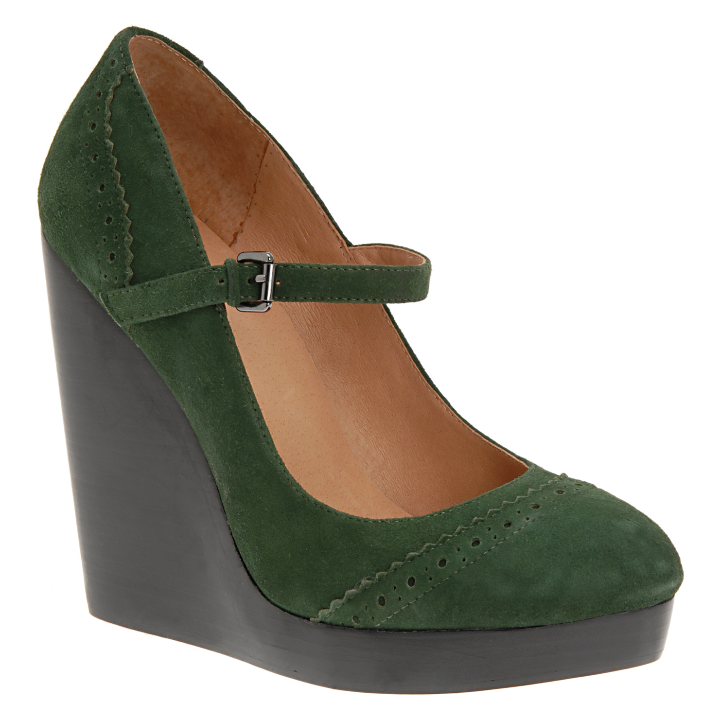the greatest shoe on earth forest green wedges