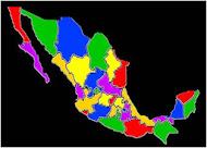 CONOCE MÉXICO: MAPA INTERACTIVO