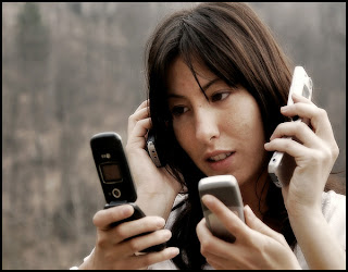 phone vs human