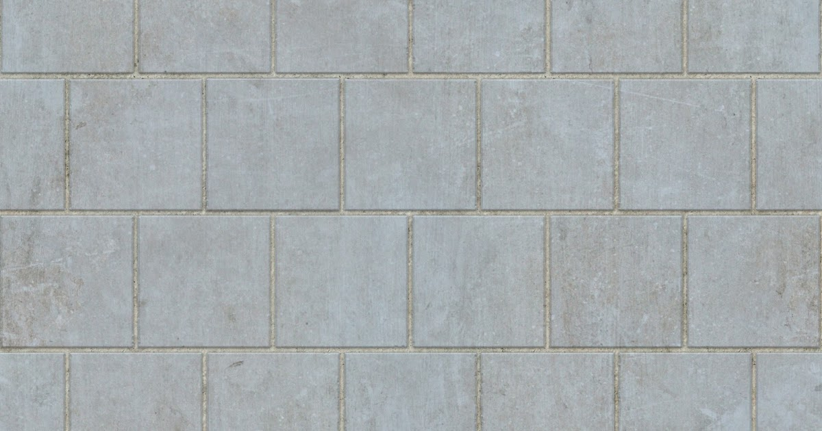 High Resolution Textures Brick Tiles Concrete Panels Seamless Texture