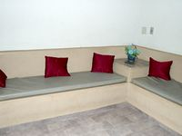 cimento+ +4 Sofás de Alvenaria Para a Sala