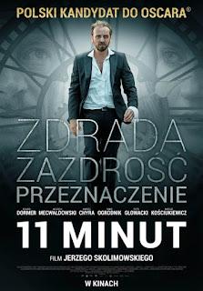 """Półtorej godziny nudy, czyli """"11 minut"""" Skolimowskiego"""