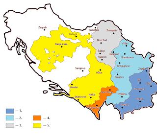 Svi jezici sveta Dijalekti