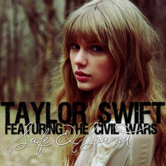Safe and Sound Guitar Chords - Taylor Swift feat. The Civil Wars | The Hunger Games