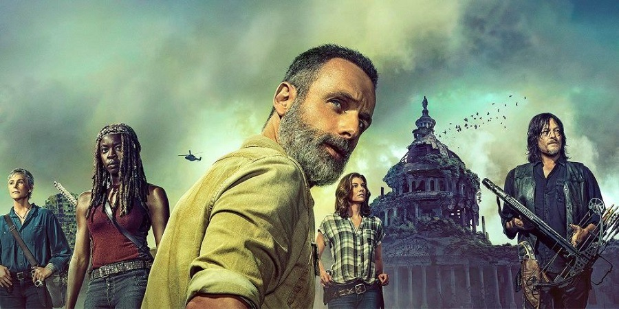 The Walking Dead 2010 Série 720p BDRip HDTV completo Torrent