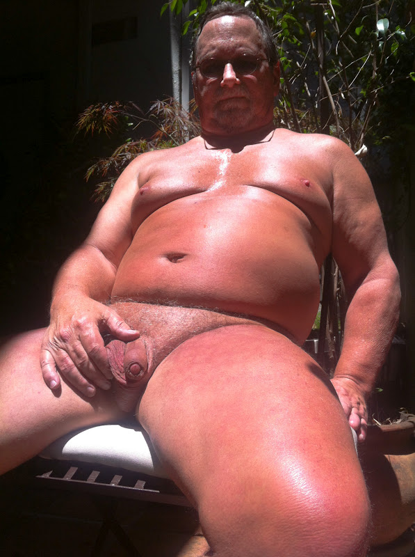 chubby old men Fat