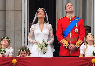 5 Mais detalhes do Casamento Real...!