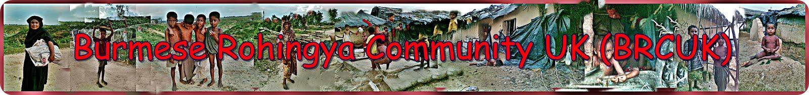 Burmese Rohingya community UK (BRCUK)