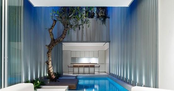 Arquitectura arquidea arquitectura minimalista en singapore for Casa nueva minimalista