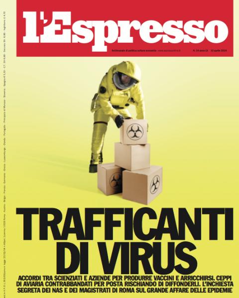 Guerra Batteriologica: italiani accusati di terrorismo?