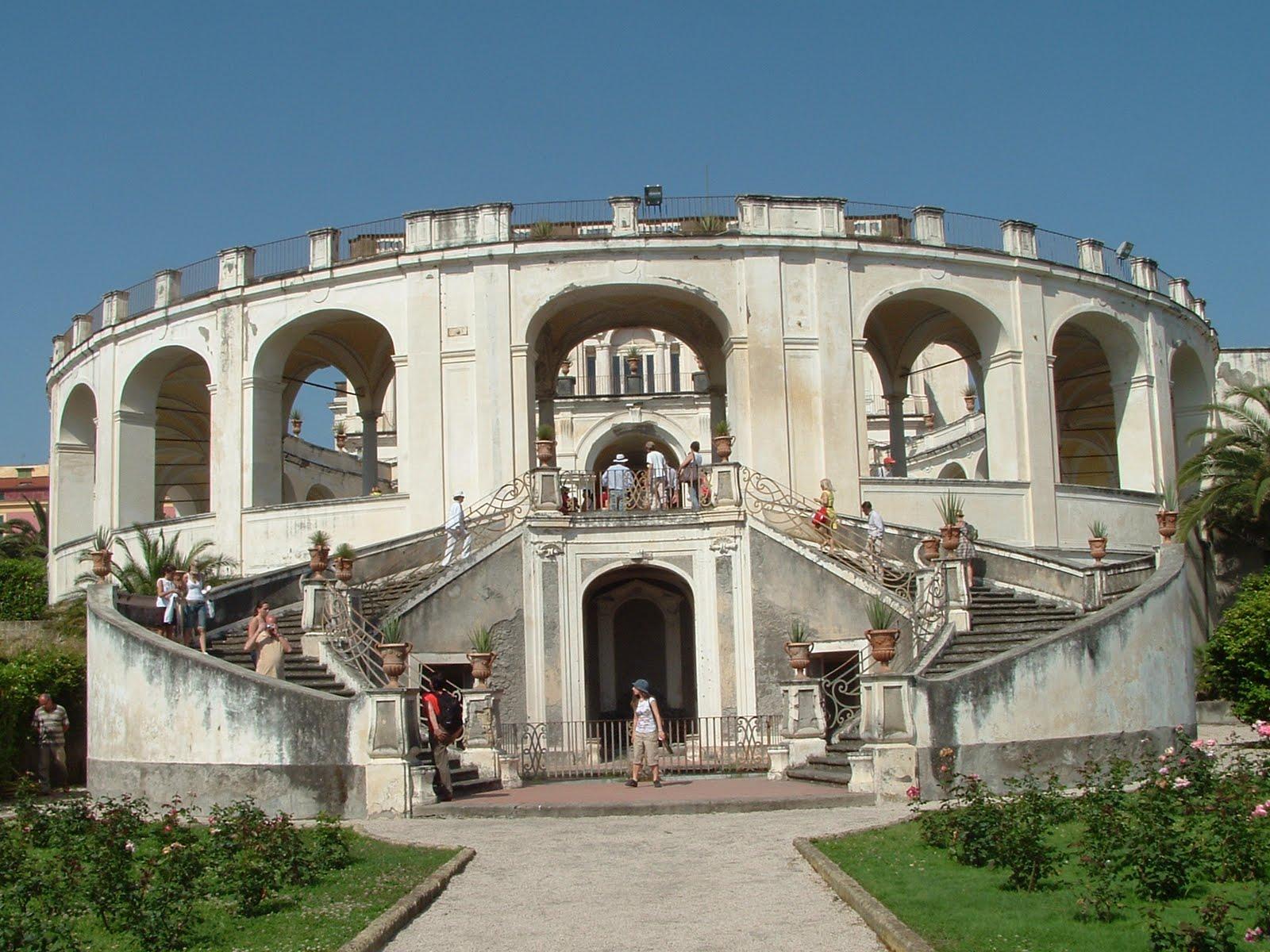 Matrimonio In Villa Campolieto : Solopergioco ricordi di viaggi ville vesuviane a ercolano