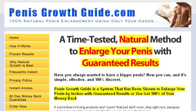 penis enlargement that actually works