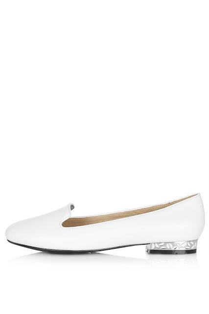metal heel slipper
