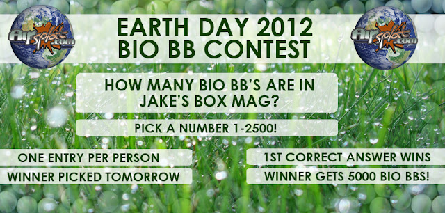 Earth+day+bio+bb Earth Day 2012 Bio BB Contest!