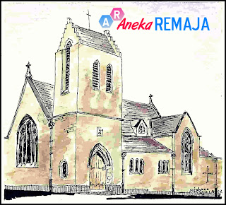 Cerpen Bahasa Inggris : Church bud
