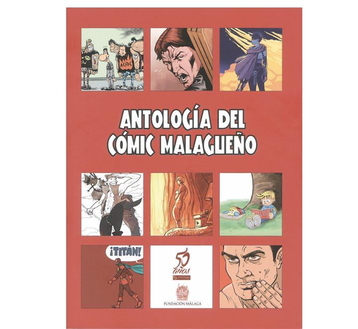 Antología del cómic malagueño