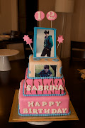 Justin Bieber Birthday Cakes Idea (justin bieber birthday cakes square)