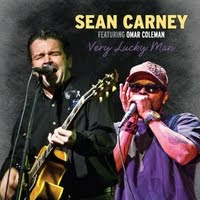 Sean CARNEY featuring Omar Coleman - Very Lucky Man