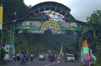 Sejarah Obyek Wisata Guci Tegal (Jawa Tengah)