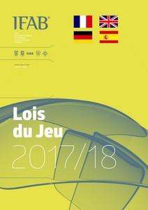 LOIS DU JEU 2017/2018