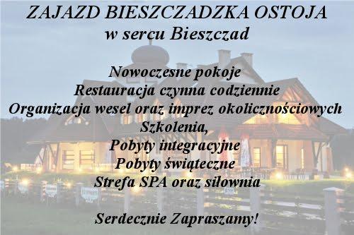 Noclegi w Bieszczadach