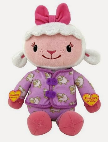 Doc McStuffins Sleepy Time Lambie