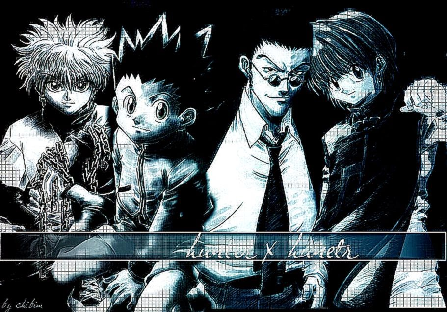 View Original Size Hunter X 2011 HD Wallpapers