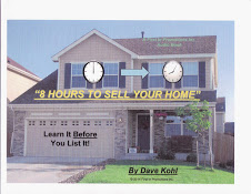 "Hear An Excerpt - ""8 Hours To Sell Your Home"" - click here"