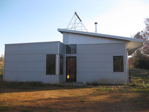 More Thoughts On The Off Grid Passive Solar Prefab 39 S