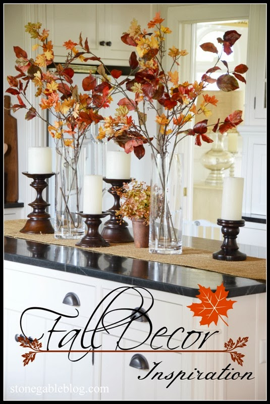 StoneGable: FALL DECOR INSPIRATION