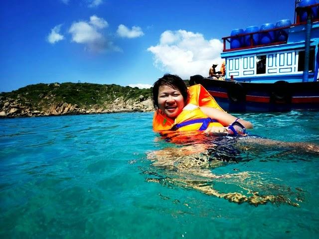 Binh Ba Island Cam Ranh