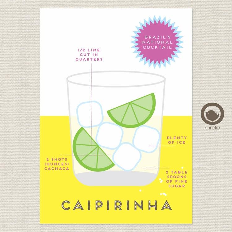 Caipirinha - Onneke van Waardenburg