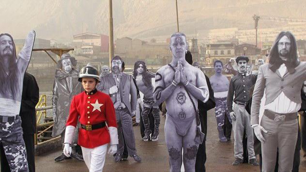 «Ο Χορός της Πραγματικότητας» από την Κινηματογραφική Λέσχη Αλεξανδρούπολης