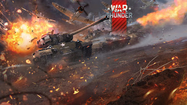 Free 2 Play Online - War Thunder