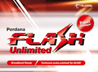 kartu perdana telkom flash
