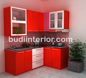 Desain kitchen set murah di surabaya for Harga kitchen set surabaya