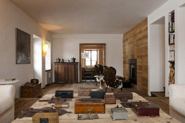 coleccion de baules y cajas antiguas