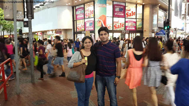 Sogo Hongkong Shopping
