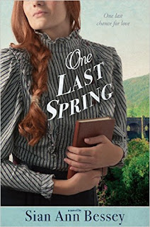 Heidi Reads... One Last Spring by Sian Ann Bessey