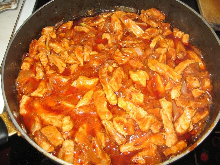 Поджарка из баранины рецепт пошагово