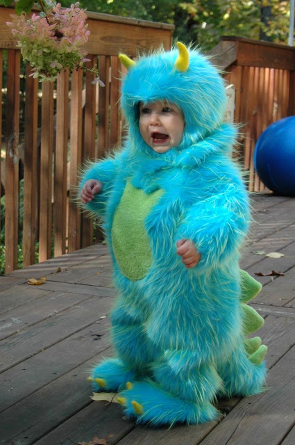 Cute 16 Year Old Boy With Brown Hair Monster+costume.jpg