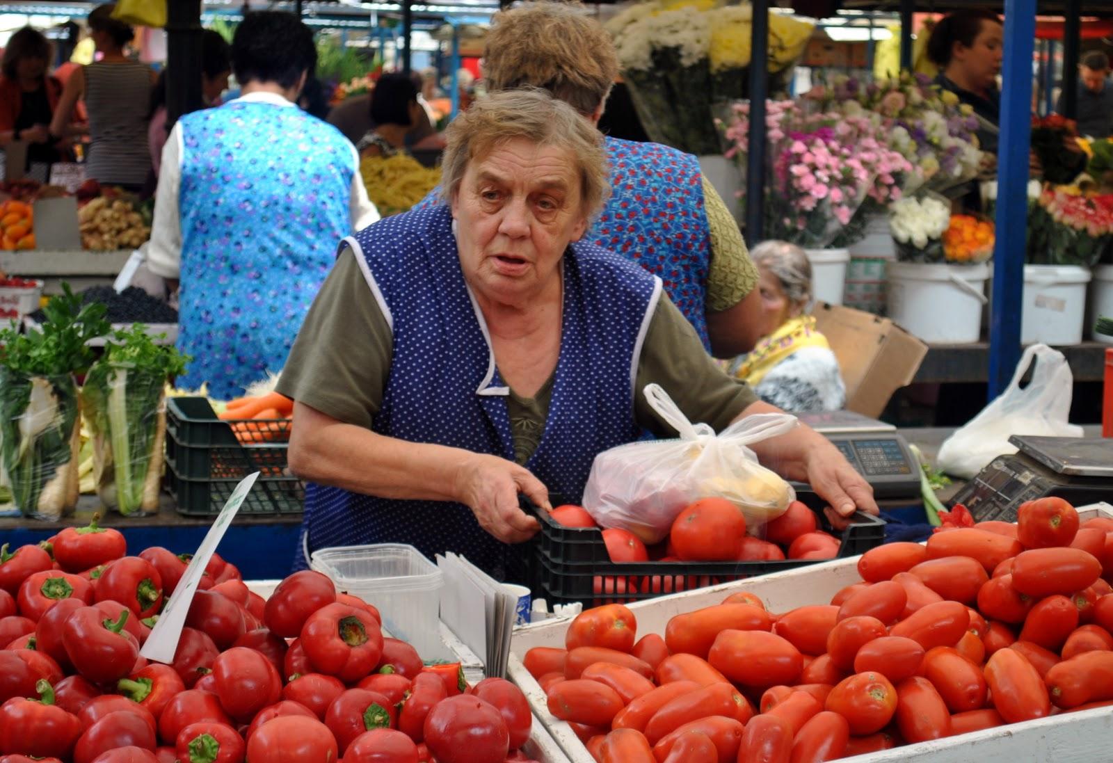 Market in Krakow