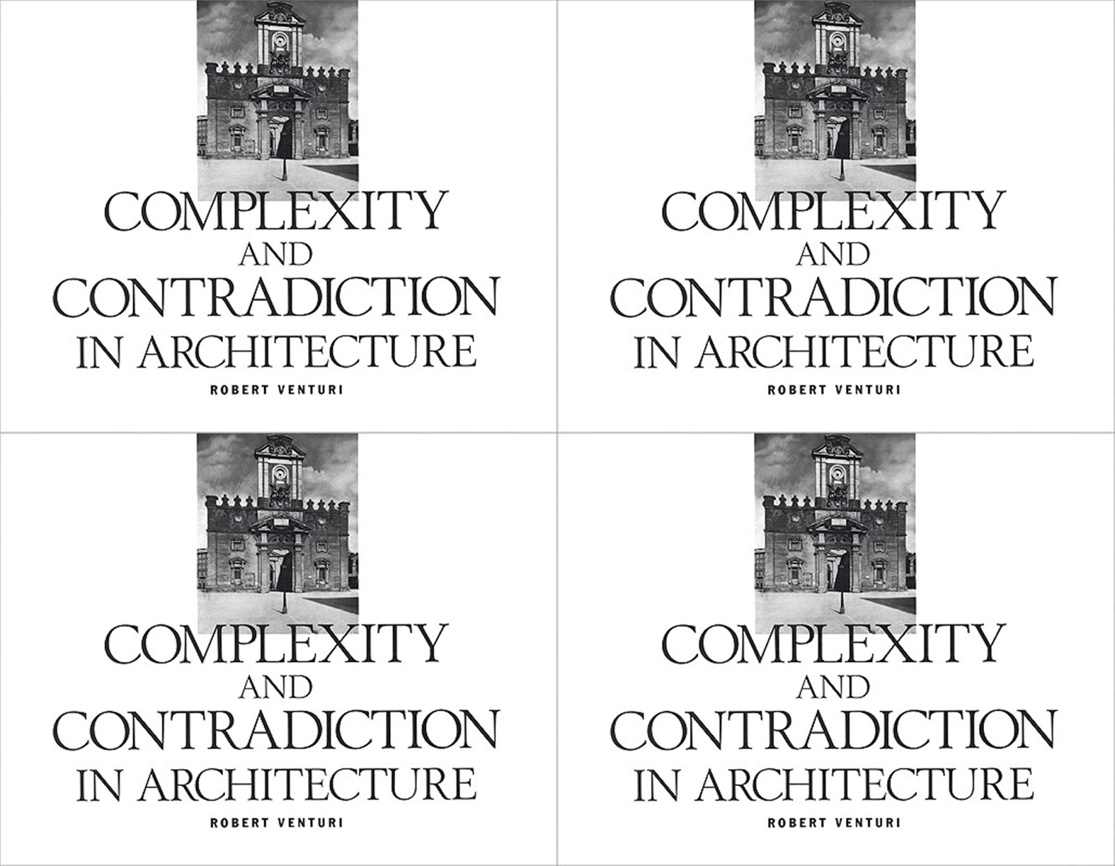 complexity and contradiction in architecture Biography: robert venturi | the pritzker architecture prize                wwwpritzkerprizecom/biography-robert-venturi.