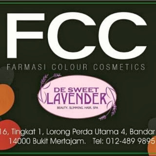 FARMASI COLOR COSMETICS