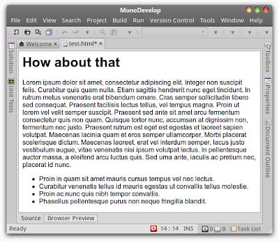 MonoDevelop AspNetEdit2 v01