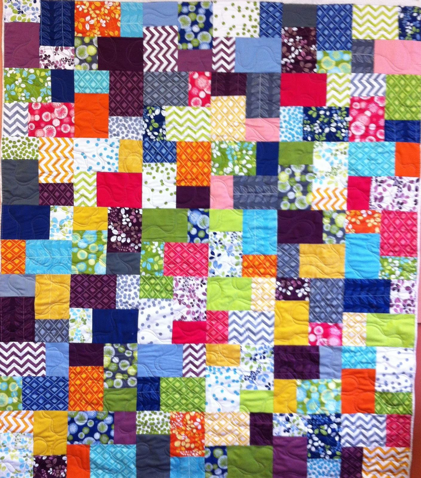 Lindas Quiltmania A Double Slice Of Cake
